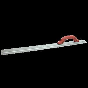 Fratacho manual cuadrado de magnesio. Medida: 762 x 79 mm Nº: 14623
