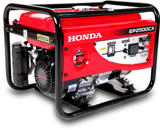 Generador Honda EP2500CX Deluxe