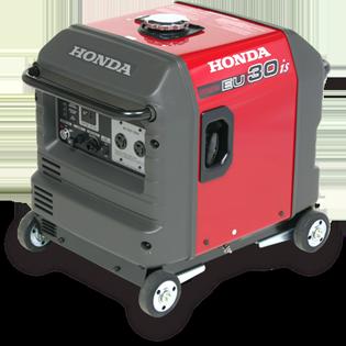 Generador Honda EU30is Insonorizado