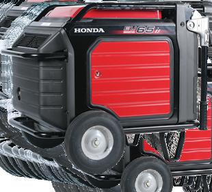 Generador Honda EU65is Insonorizado