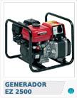 Generador Honda EZ2500