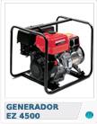 Generador Honda EZ4500