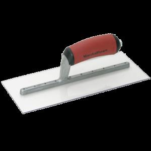 Fratacho manual punta cuadrada de teflón. Caracteristicas principales Click Maquinas Medida: 279 x 114 mm Nº: 16837