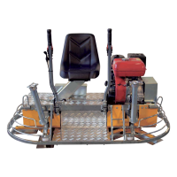 Allanadora doble Barikell con control manual Click Maquinas