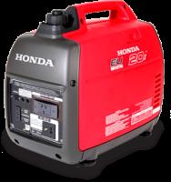 Generador HONDA EU20is Click Maquinas