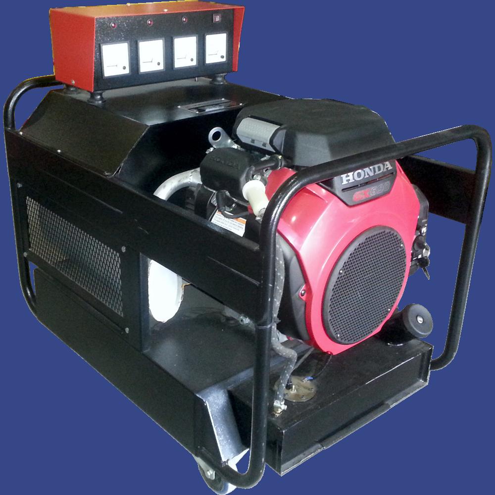 Generador trifásico 15 KVA