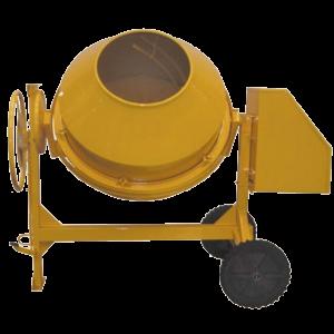 Mezcladora de volteo - Hormigonera Click Maquinas