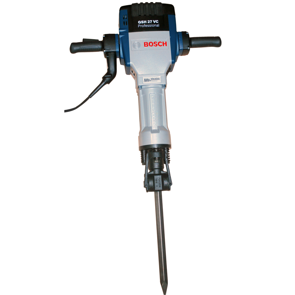 Martillo demoledor Bosch GSH 27 VC Professional