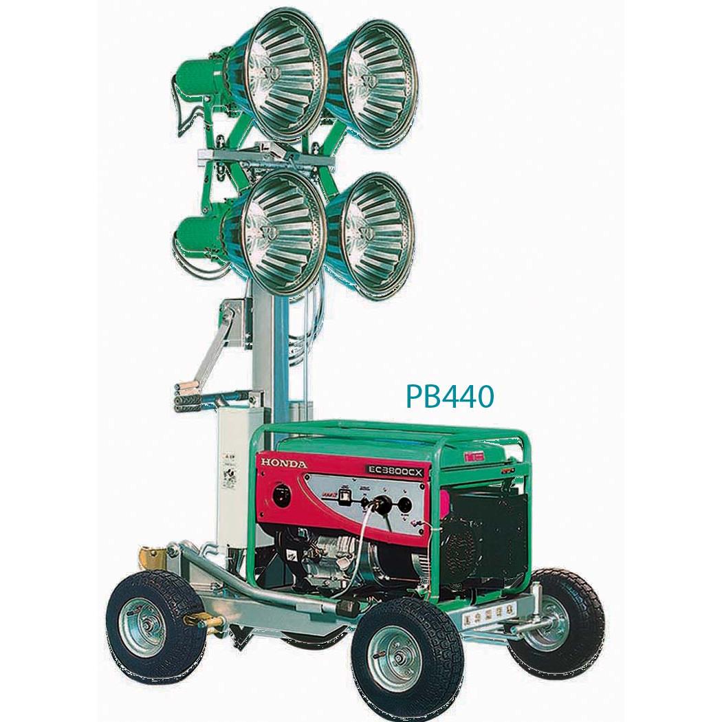 Torre de iluminación PB440
