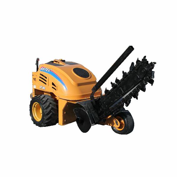 Zanjadora Astec RT160
